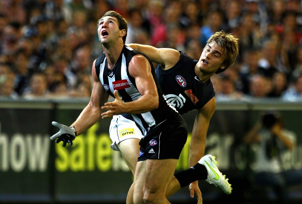 AFL Rd 3 - Collingwood v Carlton