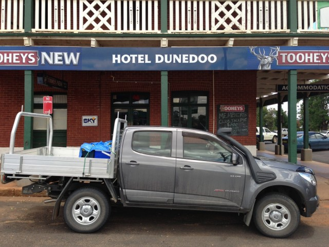 Holden Colorado LX Cab Chassis