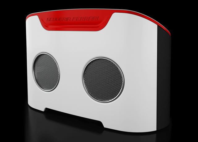 Scuderia FS1 Bluetooth Speaker dock