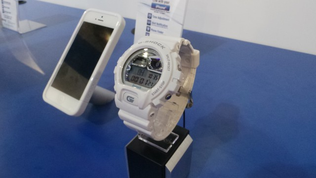 Casio G-Shock Bluetooth connected watch