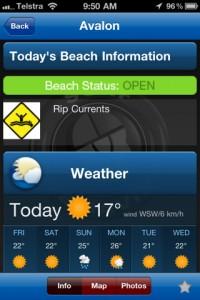 Beachsafe App