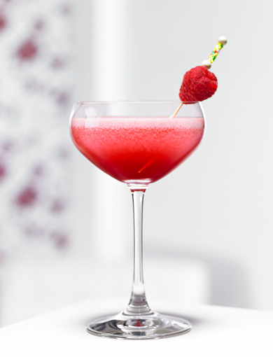 Clover Clb cocktail