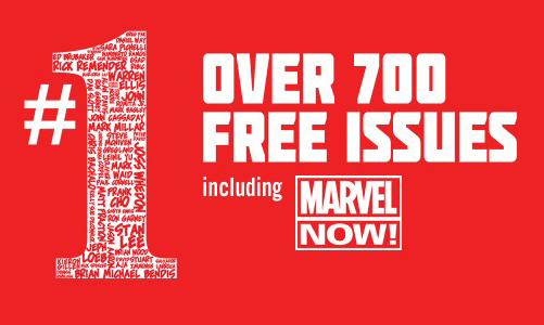 marvel free comics