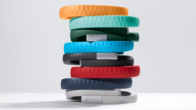 Jawbone Up - Colour options