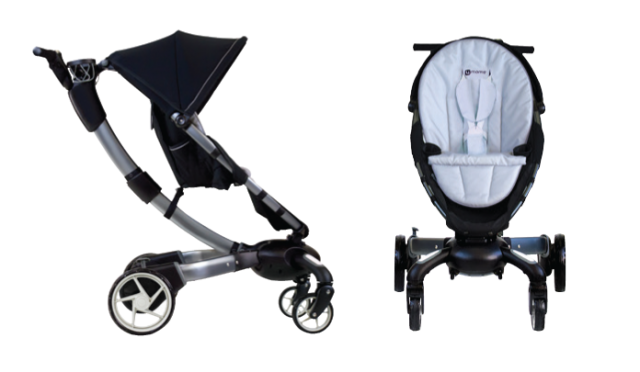4moms Origami Stroller Review | 372x640