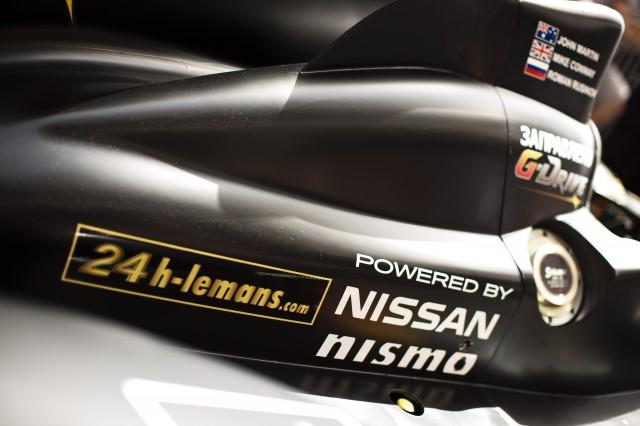 G-Drive Racing #26 Oreca 03-Nissan  //  Photo: Drew Gibson