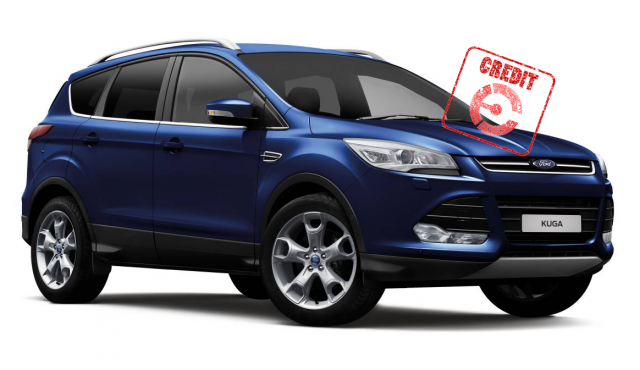 Ford Kuga - earns the CREDIT stamp from EFTM