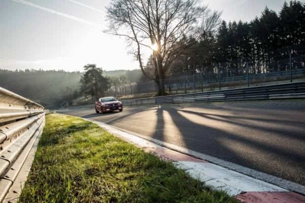 Holden VF Ute at Nürburgring