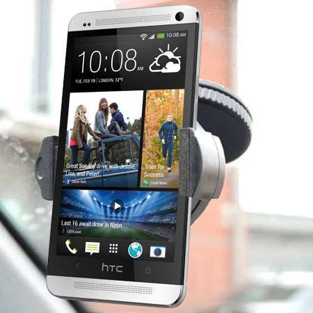 Universal car mount for smartphone