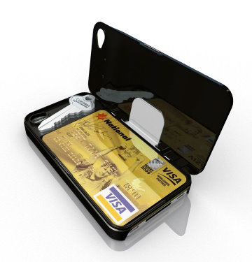 iLid iPhone case