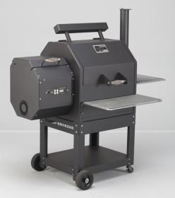 Yoder YS480 Wood-Fire BBQ