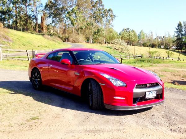 Nissan GTR - Premium Edition