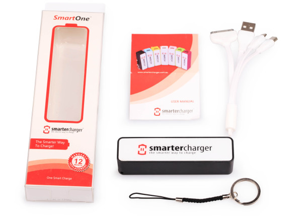 Smarter Charger Smart One  - Inside the box