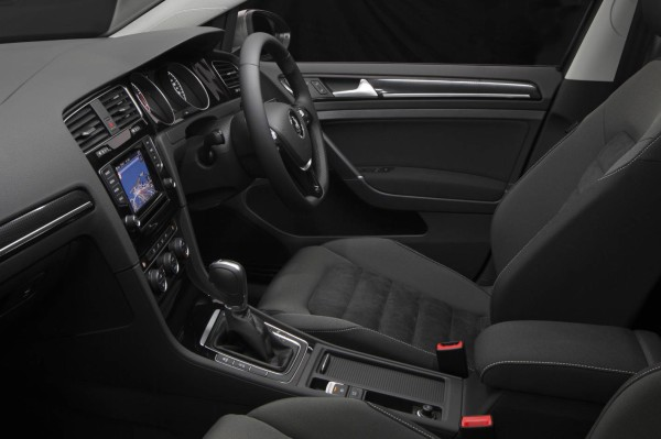 2013 Volkswagen Golf - Interior