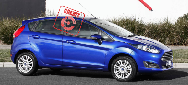 The Ford Fiesta Trend - A Credit from EFTM