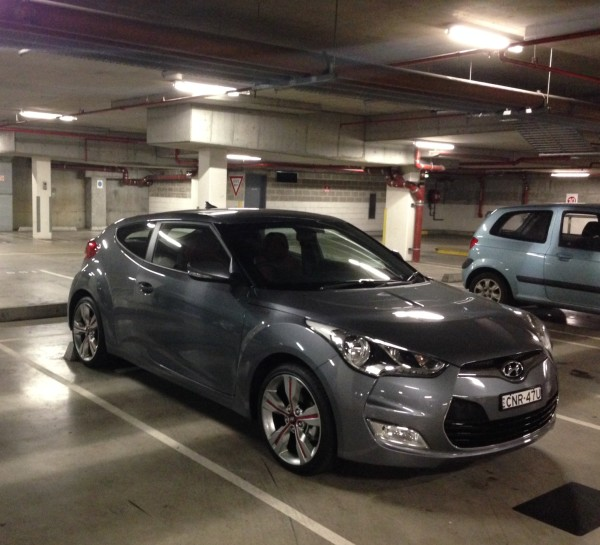 Hyundai Special Edition Veloster Street