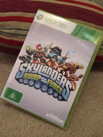 Skylanders Swap Force on Xbox