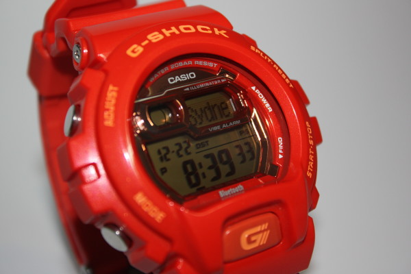 Casio G-Shock GBX6900B Series Bluetooth Smartwatch