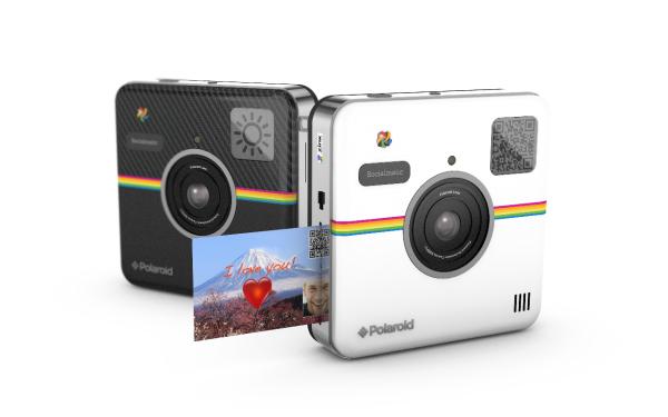 Polaroid Socialmatic Camera