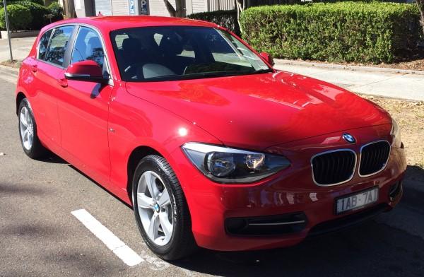 BMW 116i Sport Line