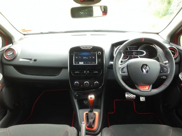 Renault Clio RS200 Sport - Interior