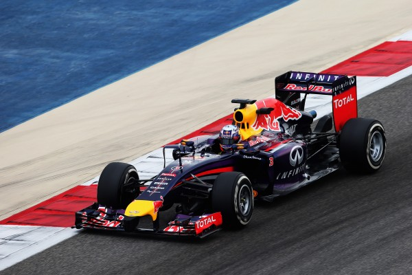 F1 Testing in Bahrain - Day Two