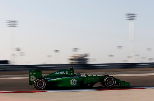 Kamui Kobayashi - Caterham F1