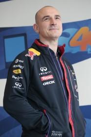 Al Peasland - Head of Technical Partnerships - Red Bull Racing