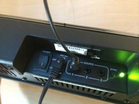 Polk Surroundbar 6500BT inputs
