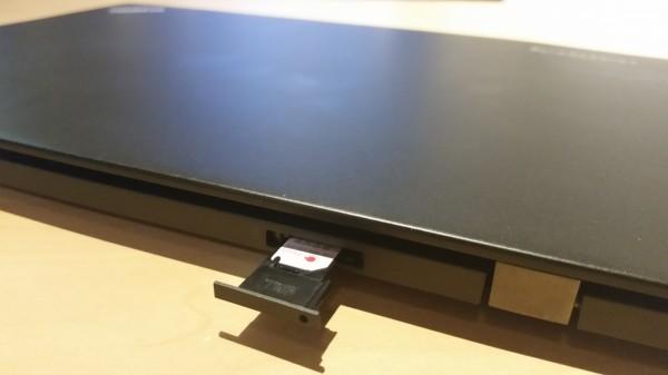 Lenovo X1 Carbon with Mobile Broadband SIM Slot