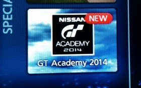 The GT Academy icon on PS3 Gran Tourismo 6