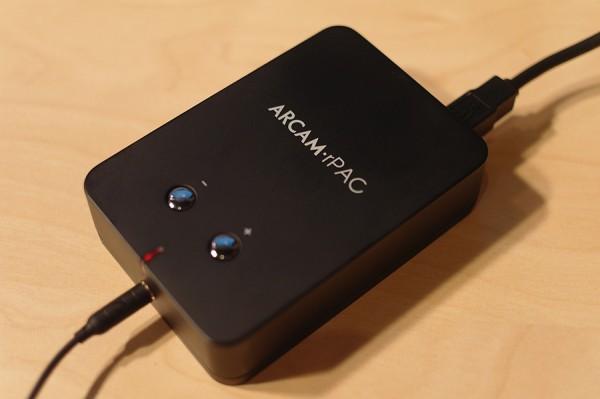 Arcam rPAC DAC USB