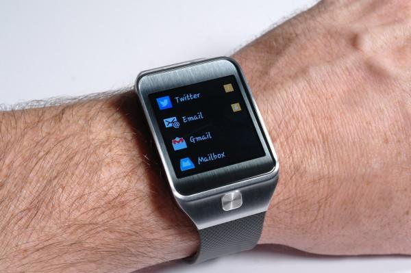 Samsung Gear 2 - Notifications
