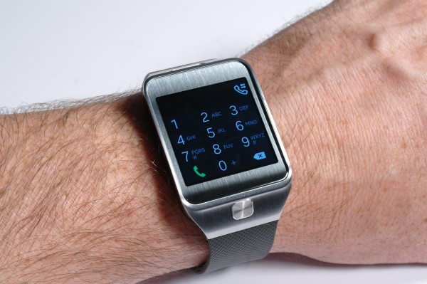 Samsung Gear 2 - Dialler