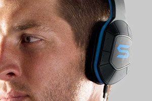 Soul Combat+ Ultimate Active Performance Over-Ear Headphones.