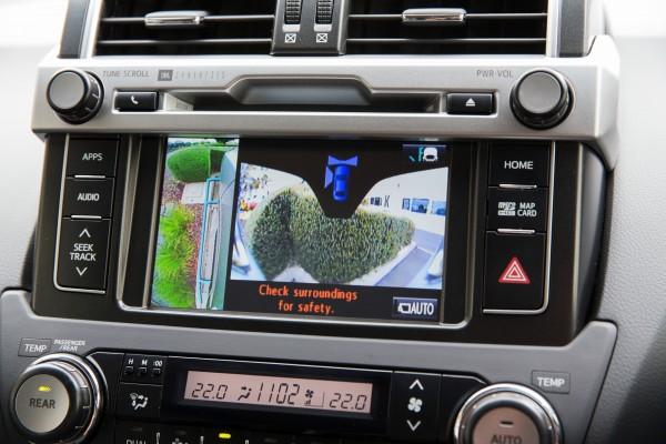 2013 Toyota Prado Kakadu Multi-Terrain Monitor