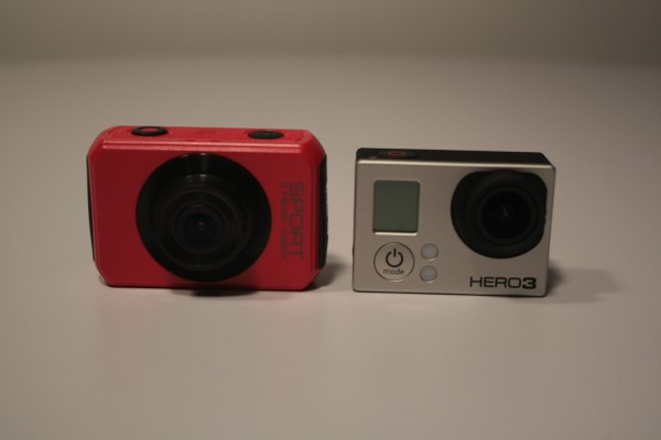 ExtremeX compared to GoPro