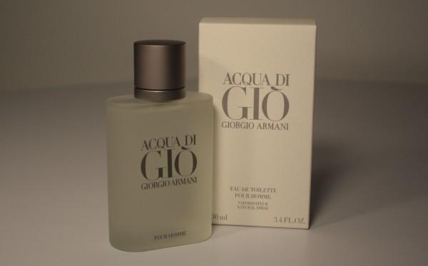 The Number one fragrance for men worldwide - Armani ACQUA DI GIO