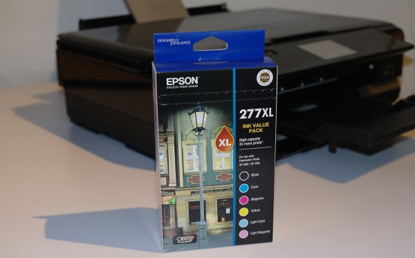 Epson XP-950 Colour Printer - Box of six refil cartridges