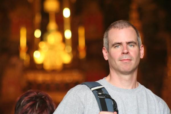 Gregg Stefancik Facebook's head of security infrastructure