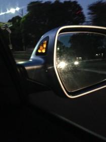 Audi RS5 Cabriolet - Side Alert