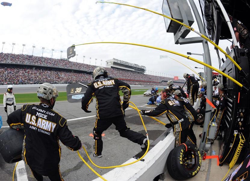 """""""The U.S. Army - Daytona 500"""" by The U.S. Army"""