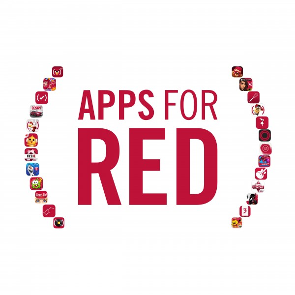 Apps for (RED) - JPEG