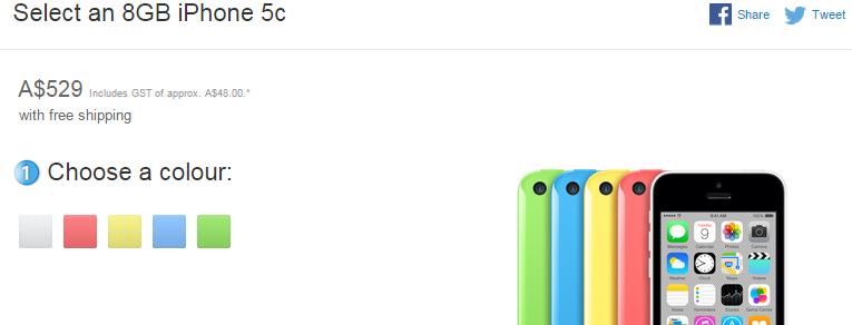 appleiphone5c