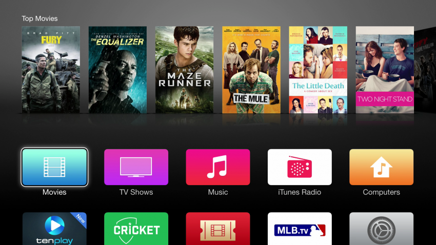 Apple TV's Aussie flavour grows with TenPlay catch-up TV » EFTM