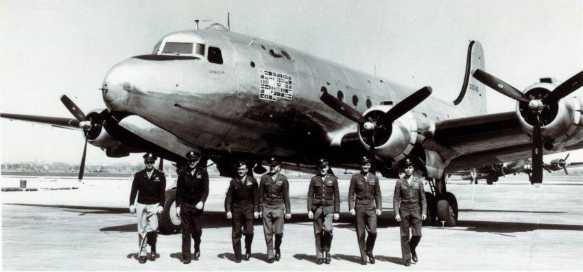 C-54C Sacred Cow