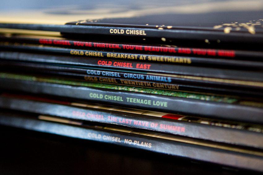 Cold Chisel Box Set 4