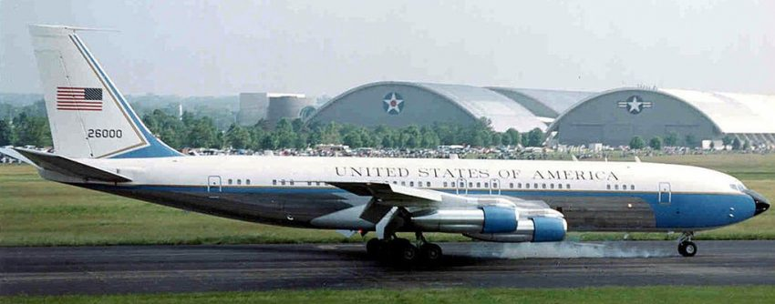 VC-137-1_Air_Force_One