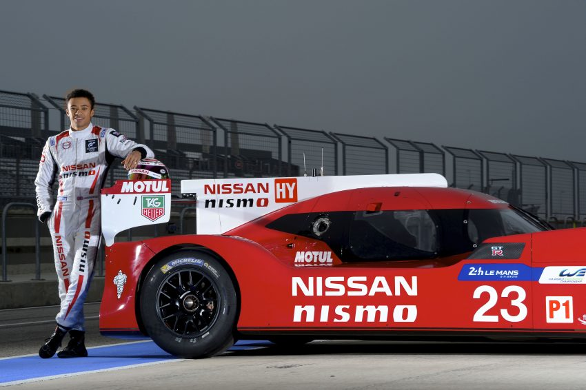 Jann Mardenborough - From PlayStation to P1: GT Academy winners
