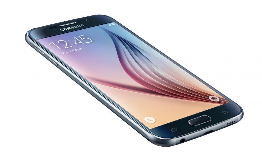 Samsung GS6 Front-dynamic_Black_Sapphire